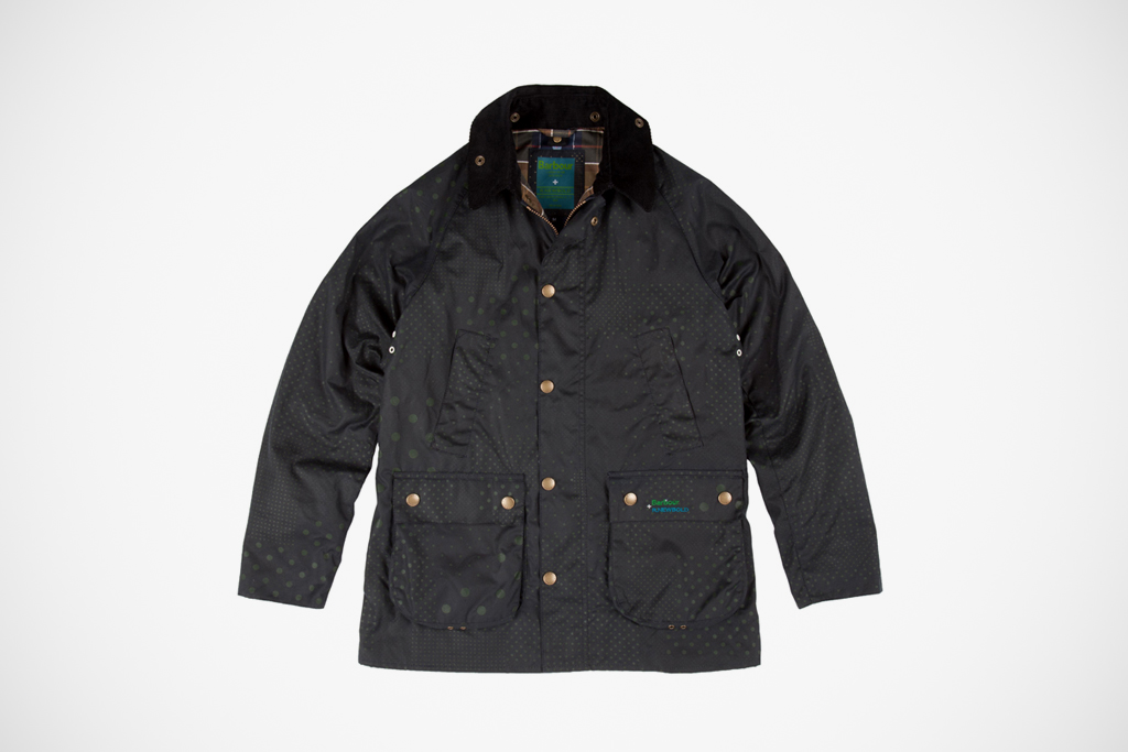 R.NEWBOLD x Barbour Capsule Collection