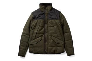 Rag & Bone Heavyweight Padded Jacket