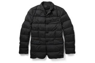 Ralph Lauren Black Label Quilted Down-Filled Jacket