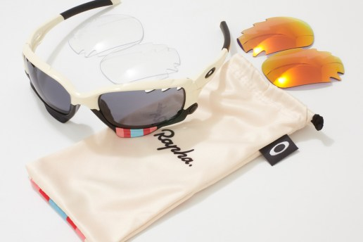Custom Rapha-FOCUS Oakley Jawbone Limited