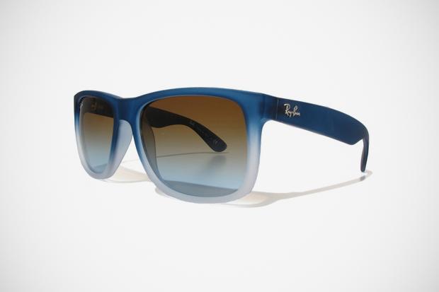 """Ray-Ban 2011 Fall """"Justin"""" Sunglasses"""
