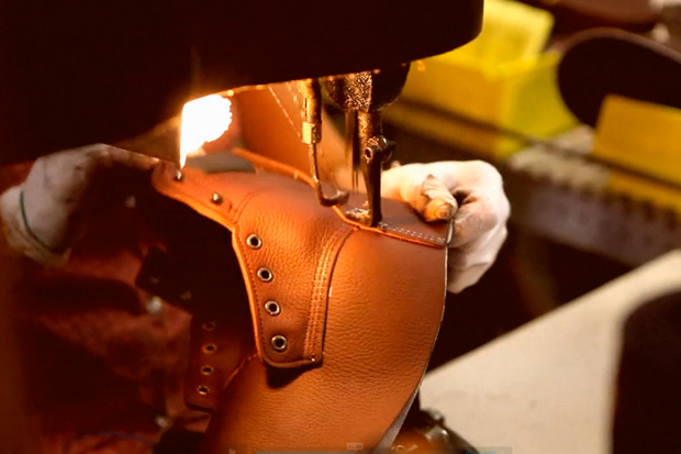 "Red Wing Shoes Amsterdam ""Red Wing Shoes Factory Visit"" Video"