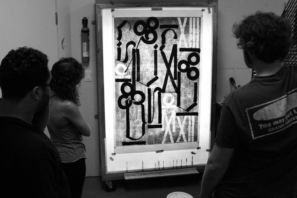 retna x modern multiples behind the scenes
