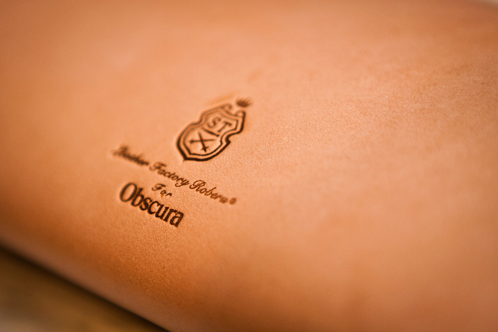 Roberu for Obscura Capsule Collection