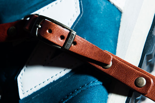 roberu for streething leftfoot leather camera strap