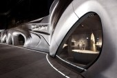 Roca London Gallery by Zaha Hadid