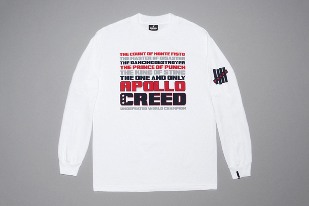 Rocky x UNDFTD Capsule Collection