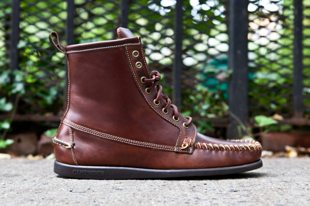ronnie fieg for sebago 2011 fallwinter seneca boots