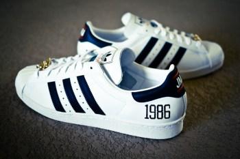 "Run DMC x adidas Originals ""My adidas"" 25th Anniversary Superstar 80s"