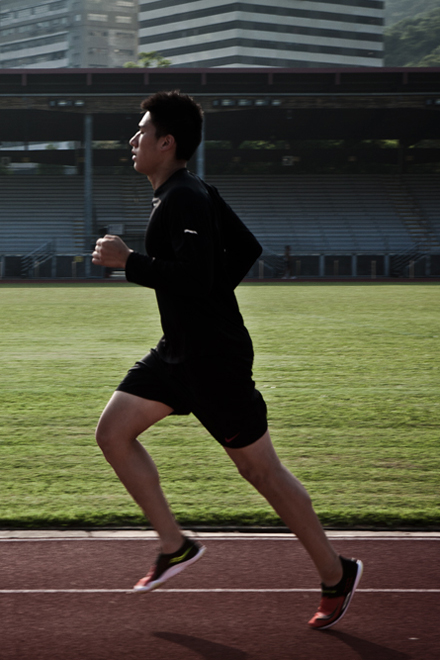Widening the Running Paradigm
