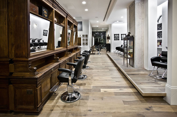 Ryan McElhinney Salon by Adee Phelan
