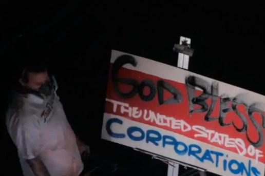 SABER: Occupy Wall Street LA
