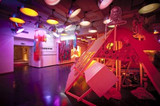 """SCRATCH'N'CUT"" Exhibition @ MADE Recap"
