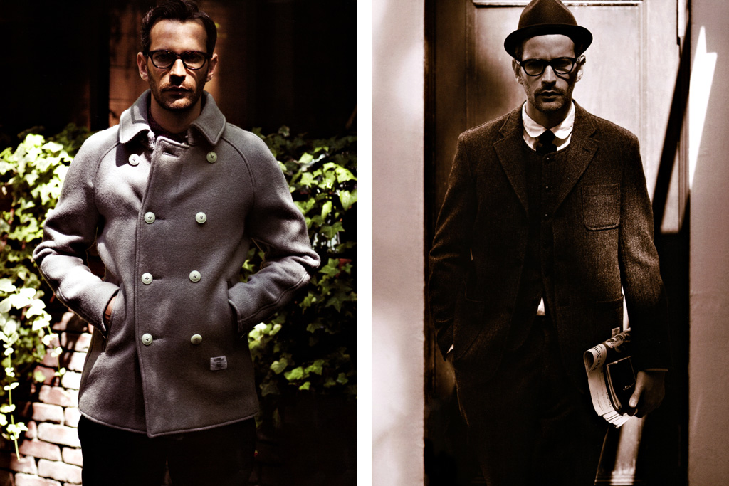 SENSE Magazine: BEDWIN & THE HEARTBREAKERS 2011 Fall/Winter Editorial