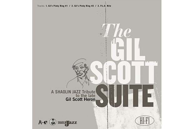 Shaolin Jazz: The Gil Scott Suite (Tribute Project)
