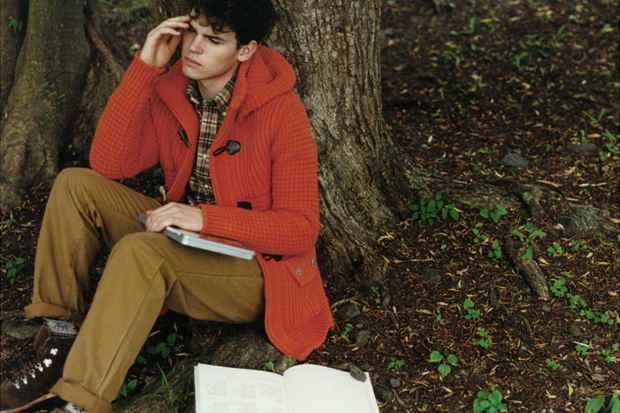 SHIPS 2011 Fall/Winter Collection Lookbook