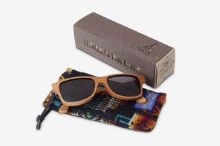 Shwood for Pendleton Canby Sunglasses