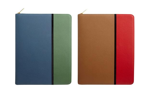 Smythson x Jonathan Saunders iPad Case
