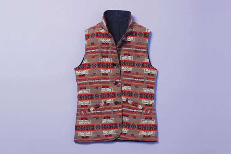 SOPHNET. x Pendleton Vest