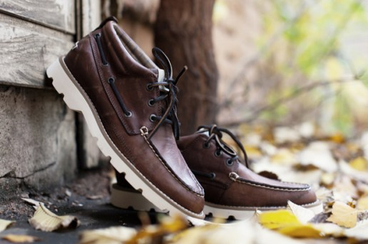 Sperry Top-Sider Shipyard Longshoreman Chukka