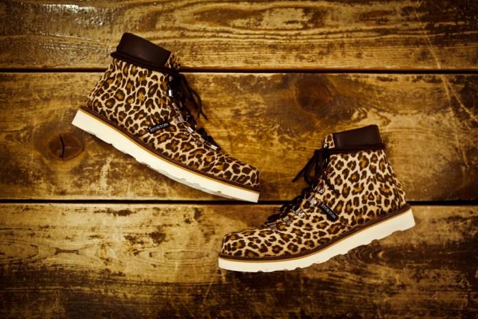 """Stockton 2011 Fall/Winter """"Leopard"""" Hiker"""
