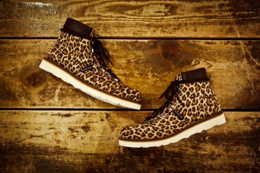 "Stockton 2011 Fall/Winter ""Leopard"" Hiker"