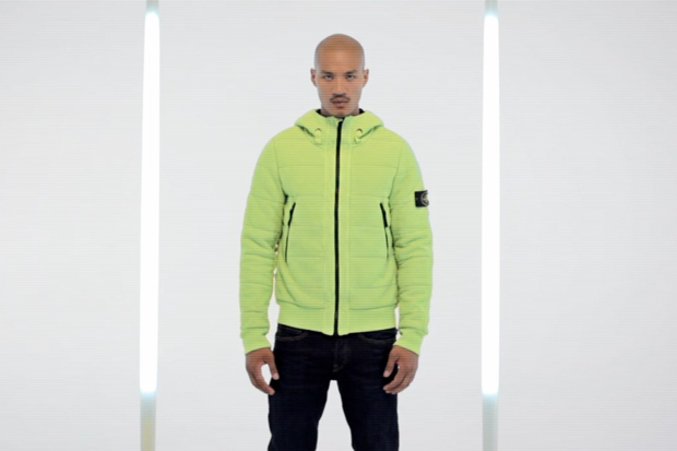 "Stone Island 2011 Fall/Winter ""Hydrophobic Treatment"" Video"