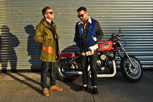 Streetsnaps: Duo