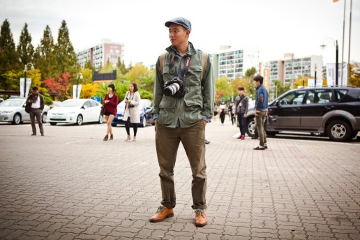 Streetsnaps: On The Job