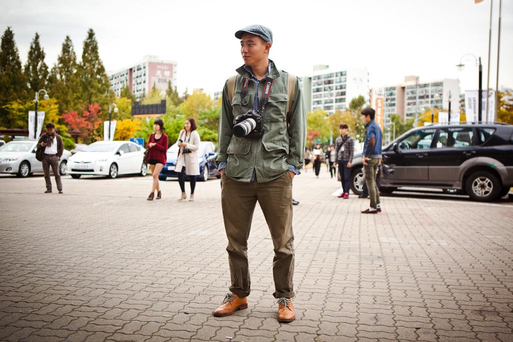 Streetsnaps: On The Job