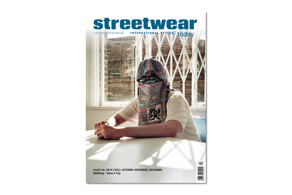 Streetwear Today Issue 38: Sk8thing - Takes A Trip