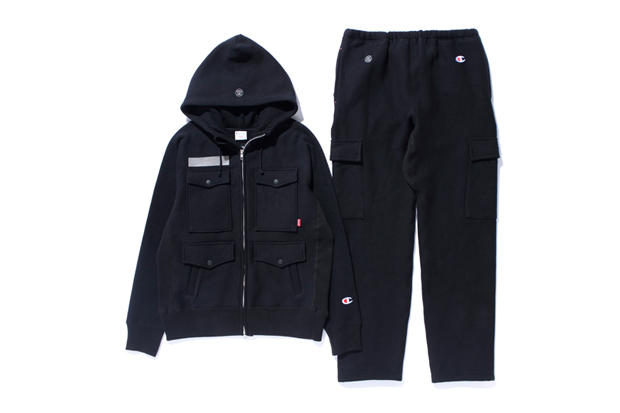 Champion x Stussy 2011 Fall/Winter Collection