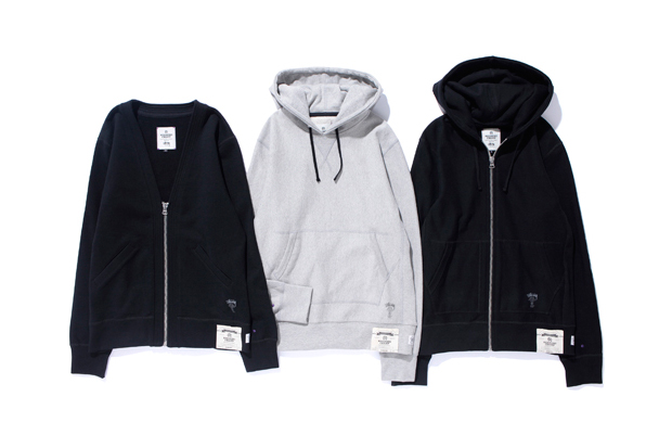 Stussy Deluxe x Reigning Champ Capsule Collection