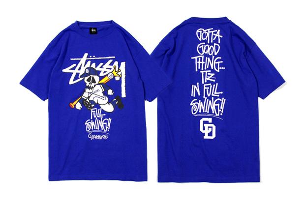 Stussy x Dragons Ltd. T-Shirt