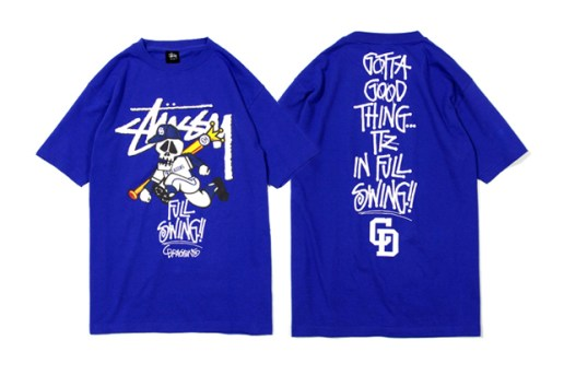 Stussy x Dragons Ltd. T-Shirt