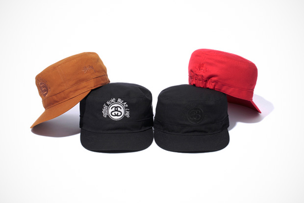 stussy x nine rulaz line x mighty crown 2011 collection