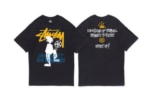 Stussy x Shimizu S-Pulse T-Shirt