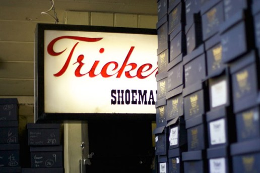 Superdenim: Tricker's Factory Visit