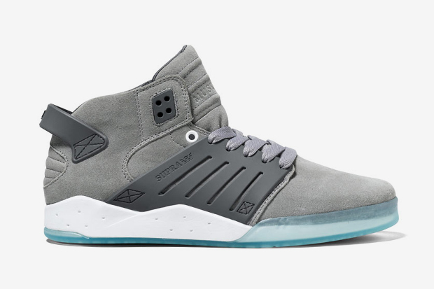 SUPRA Skytop 3 Grey-White/Blue