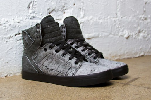 "SUPRA 2011 Fall Skytop ""Smoke"""