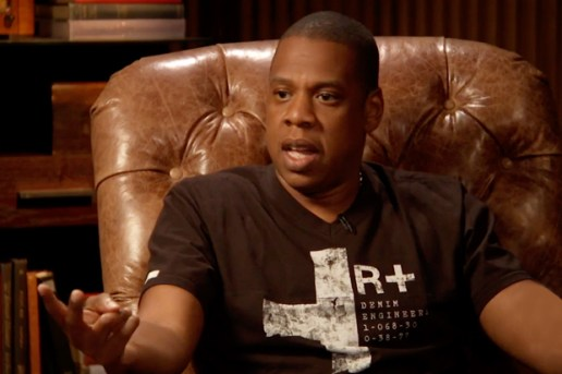 The Tanning Effect with Steve Stoute: Jay-Z Interview Part 1