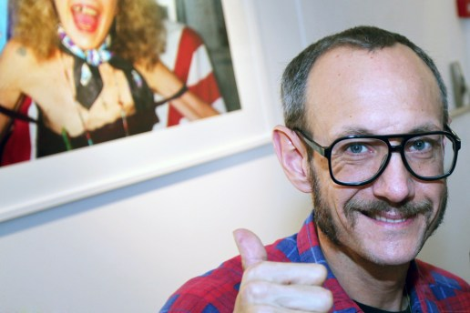 "Terry Richardson ""Mom & Dad"" Exhibition @ colette Recap"