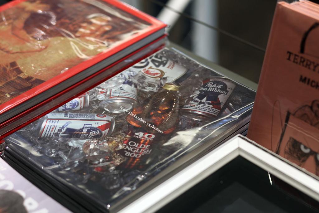 "Terry Richardson ""Mom & Dad"" Exhibition @ colette Recap"