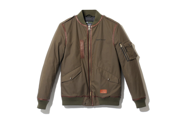 The British Millerain Co. x Back Channel 2011 Fall/Winter Collection