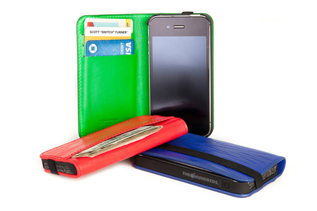 The Hundreds x HEX iPhone Code Wallet