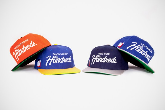 The Hundreds Store Exclusive Team Pack