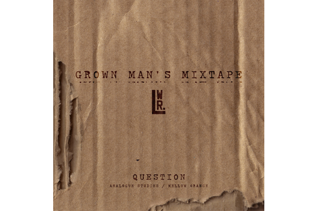 The Lovewright Co. - Grown Man's Mixtape