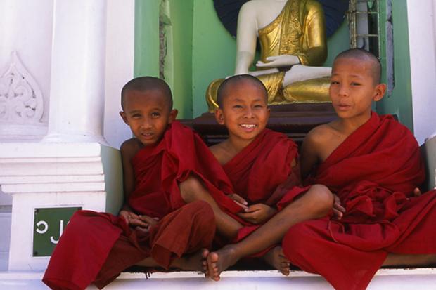"""The Mandalay Express"" - Photography by Brian Kelley"