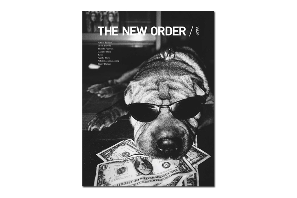 THE NEW ORDER Issue 5