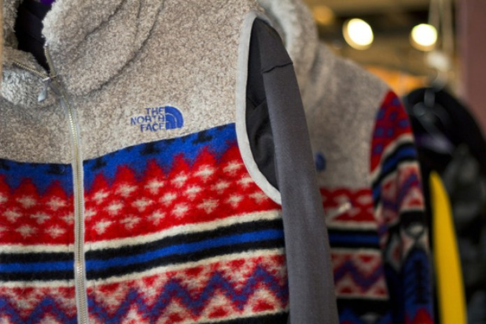 THE NORTH FACE PURPLE LABEL 2011 Fall/Winter Fleece Collection